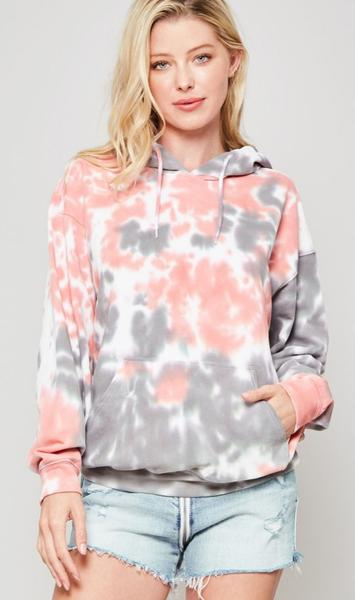 Splatter Away French Terry Hoodie