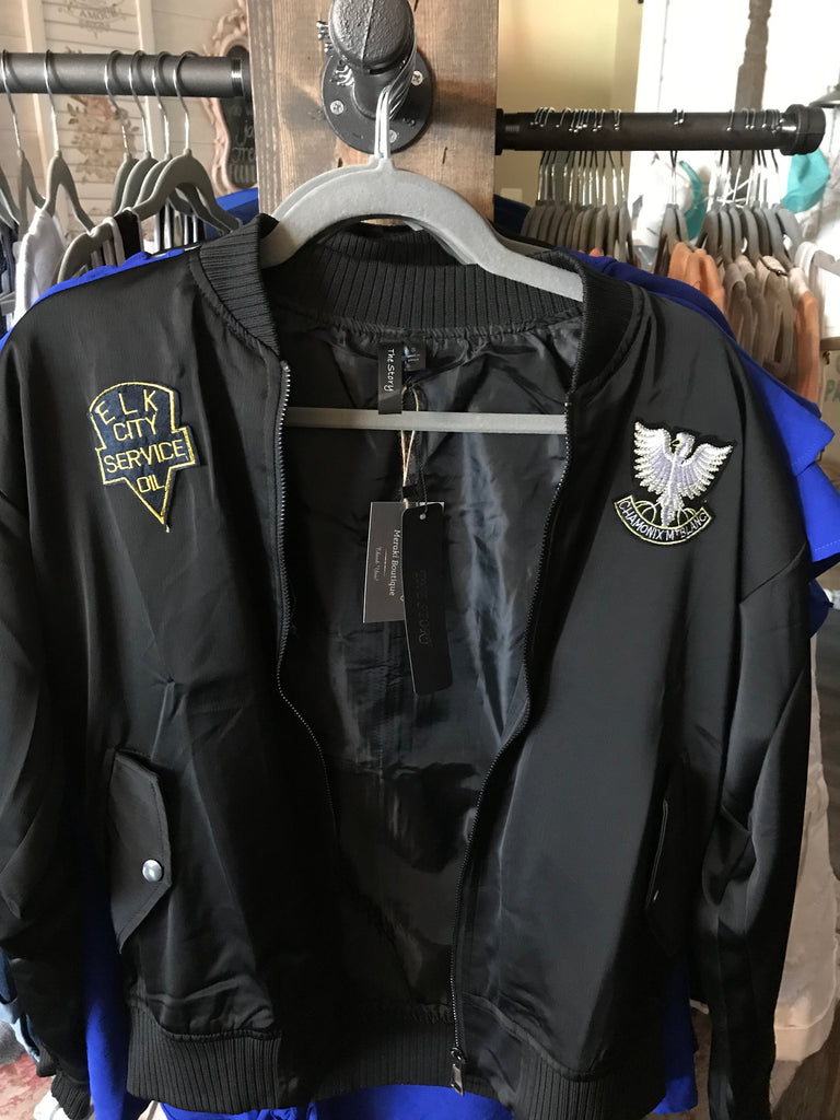 Elk City Service Jacket