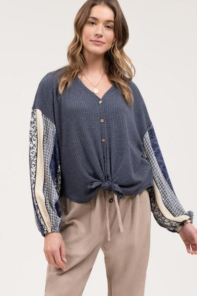Sleeves Can Be Fun Blouse