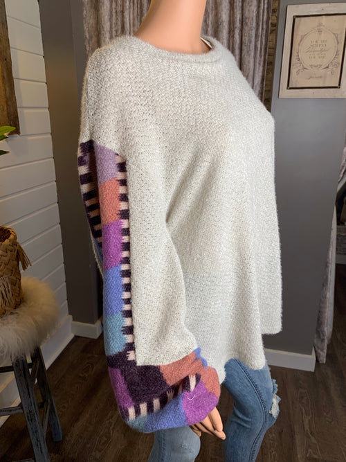 Colors of the Wind Sweater
