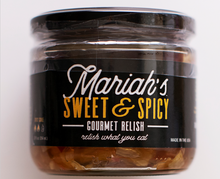 Load image into Gallery viewer, Mariah's Sweet & Spicy Gourmet Relish