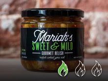 Load image into Gallery viewer, Mariah's Sweet & Mild Gourmet Relish