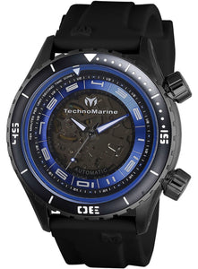 TECHNOMARINE MANTA MENS AUTOMATIC 47MM - MODEL TM-218008 - Boutique Watches & More