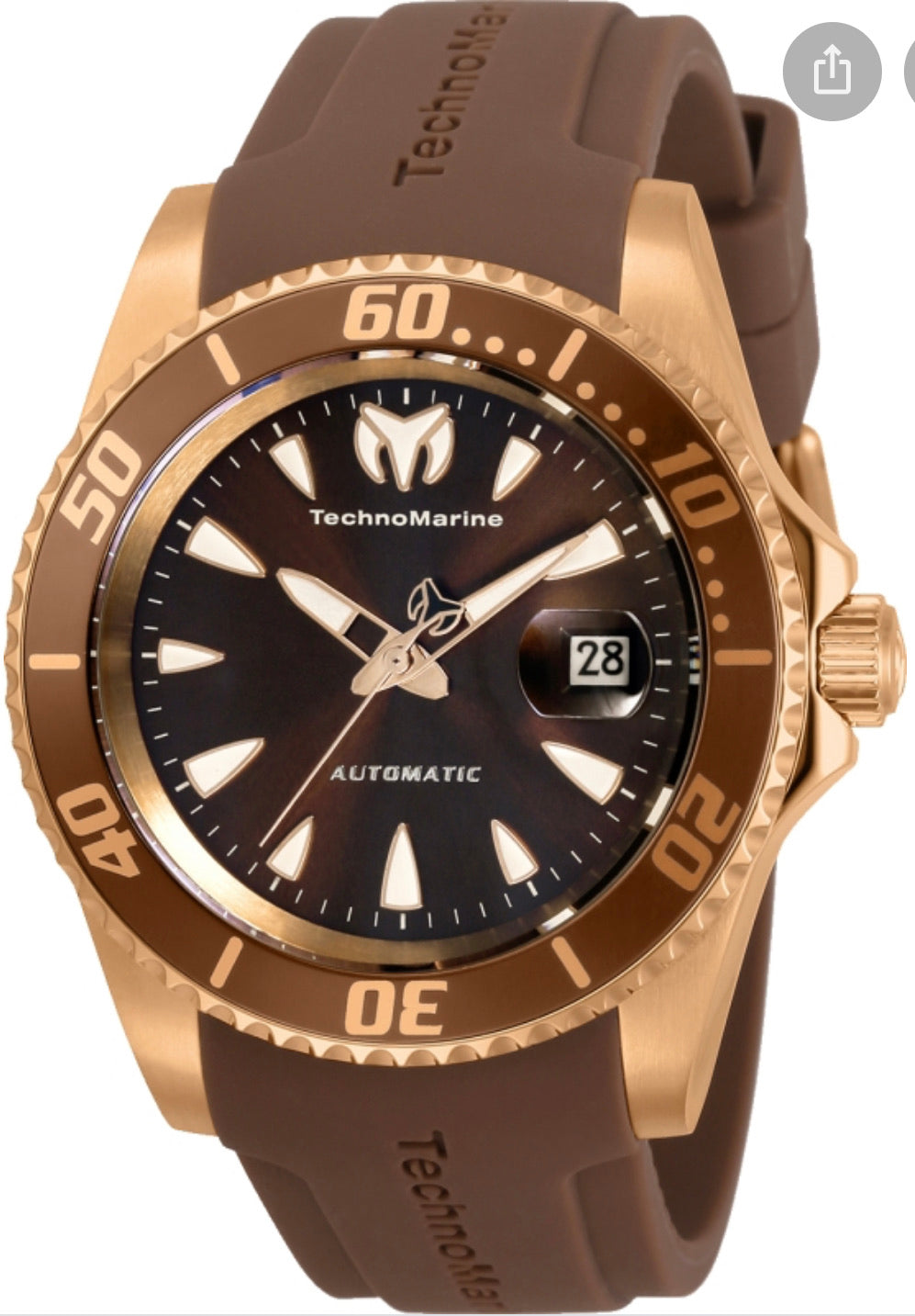 TechnoMarine Sea Manta TM-219089. Sea Automatic / Manta Collection. Ladies Watch TM-219089 - Boutique Watches & More