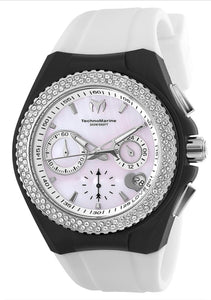 TECHNOMARINE CRUISE VALENTINE WOMENS 40MM STAINLESS STEEL CASE - MODEL TM-117044 - Boutique Watches & More