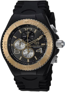 TECHNOMARINE TR MEN'S TM-115149 CRUISE JELLYFISH QUARTZ DARK GREY DIAL WATCH - Boutique Watches & More
