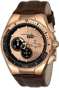 TECHNOMARINE CRUISE MENS 45MM STAINLESS STEEL CASE - MODEL TM-116001 - Boutique Watches & More