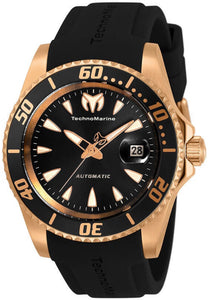 TECHNOMARINE MANTA MENS AUTOMATIC 42MM - MODEL TM-219088 - Boutique Watches & More