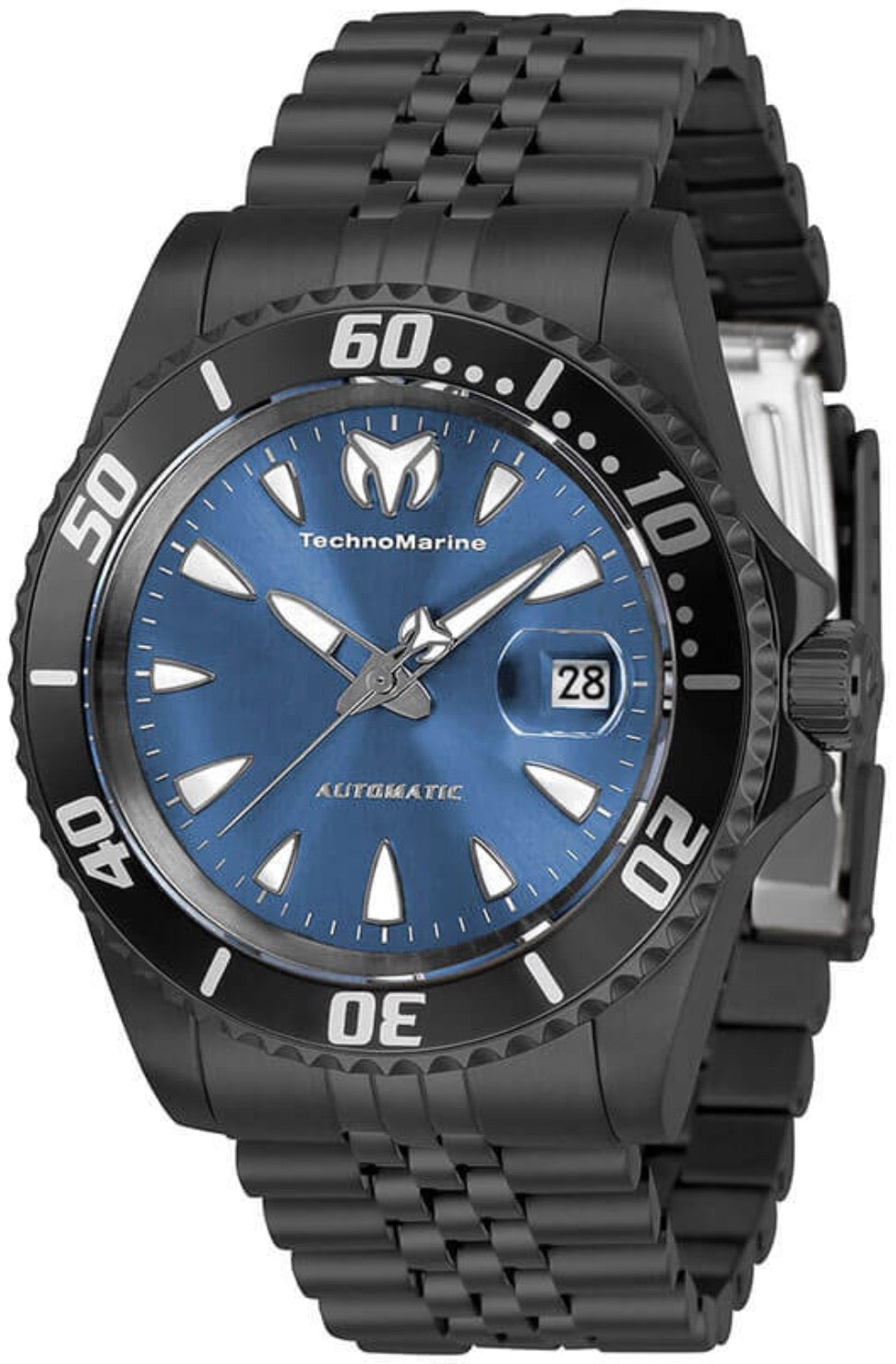 TECHNOMARINE MANTA MENS AUTOMATIC 42MM - MODEL TM-219057 - Boutique Watches & More