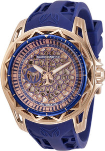 TECHNOMARINE TECHNOCELL MENS AUTOMATIC 47MM - MODEL TM-318020 - Boutique Watches & More