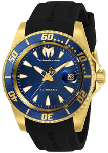 TECHNOMARINE MANTA MENS AUTOMATIC 42MM - MODEL TM-219086 - Boutique Watches & More