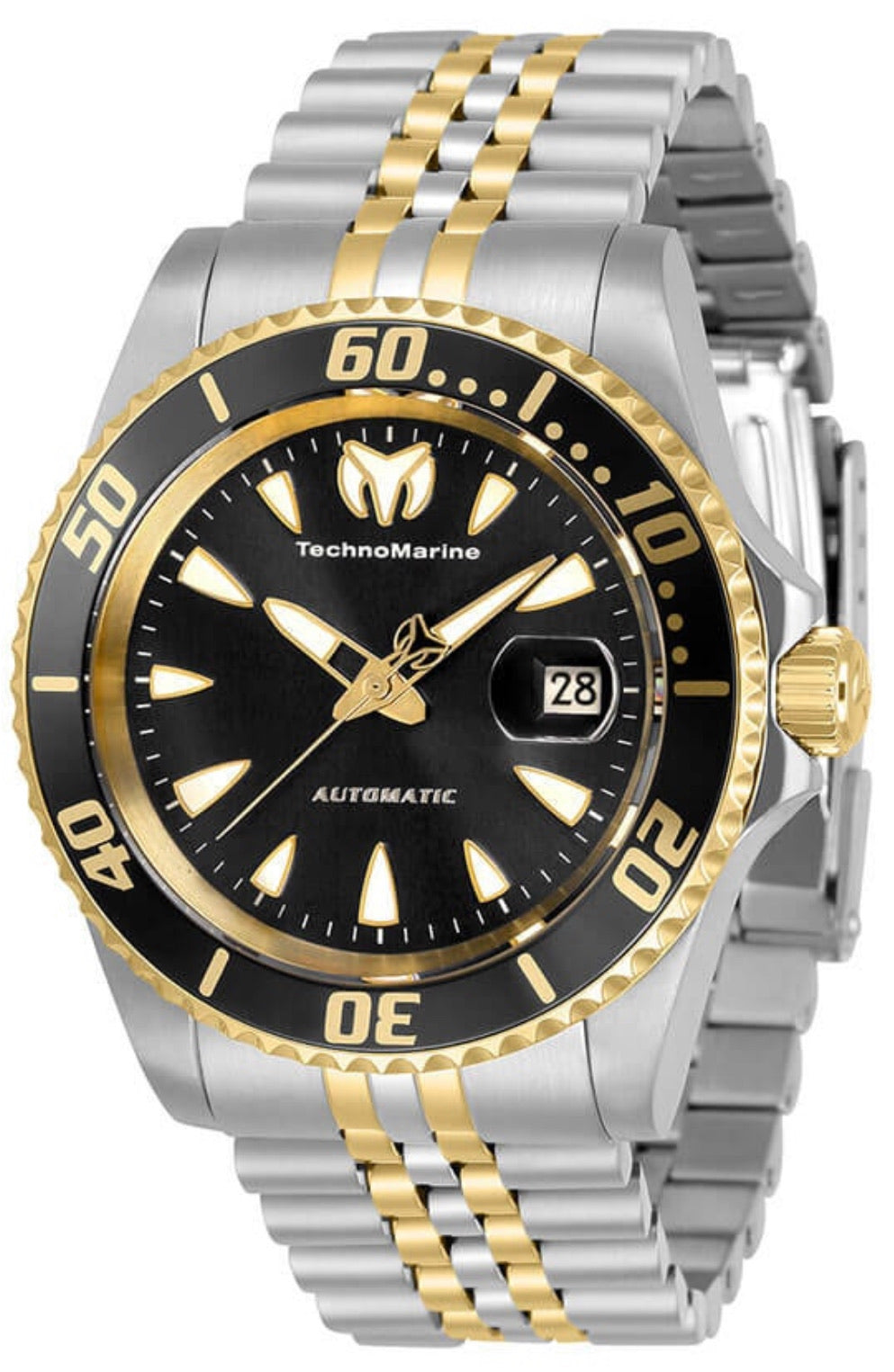 TECHNOMARINE MANTA MENS AUTOMATIC 42MM - MODEL TM-219048 - Boutique Watches & More