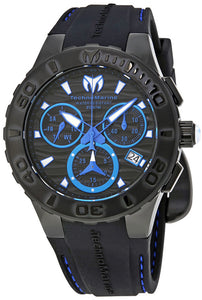 TechnoMarine Cruise Medusa Men's 44mm Swiss Chronograph Watch TM-115080 - Boutique Watches & More