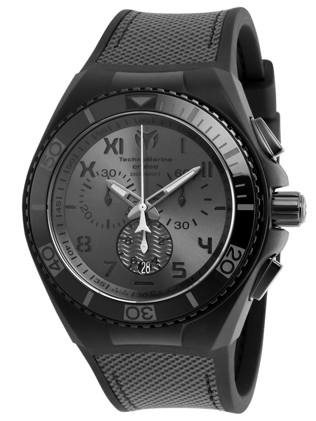 TECHNOMARINE CRUISE 46.65MM  DIAL 5040.D QUARTZ - MODEL 115008 - Boutique Watches & More