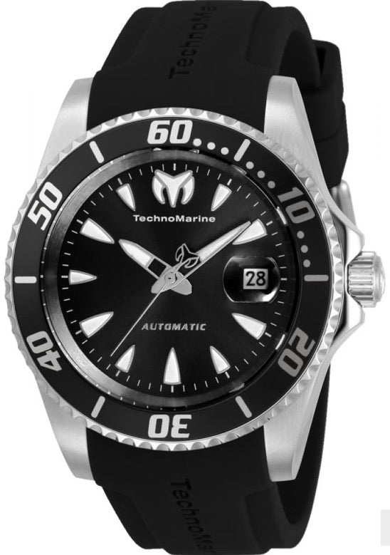 TECHNOMARINE MANTA MENS AUTOMATIC 42MM - MODEL TM-219085 - Boutique Watches & More