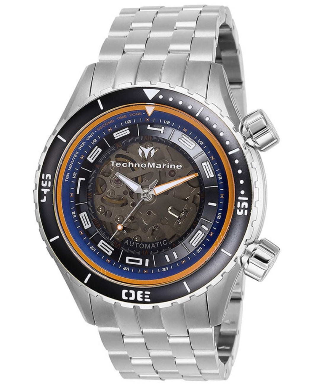 TECHNOMARINE MANTA MENS AUTOMATIC 47MM - MODEL TM-218011 - Boutique Watches & More
