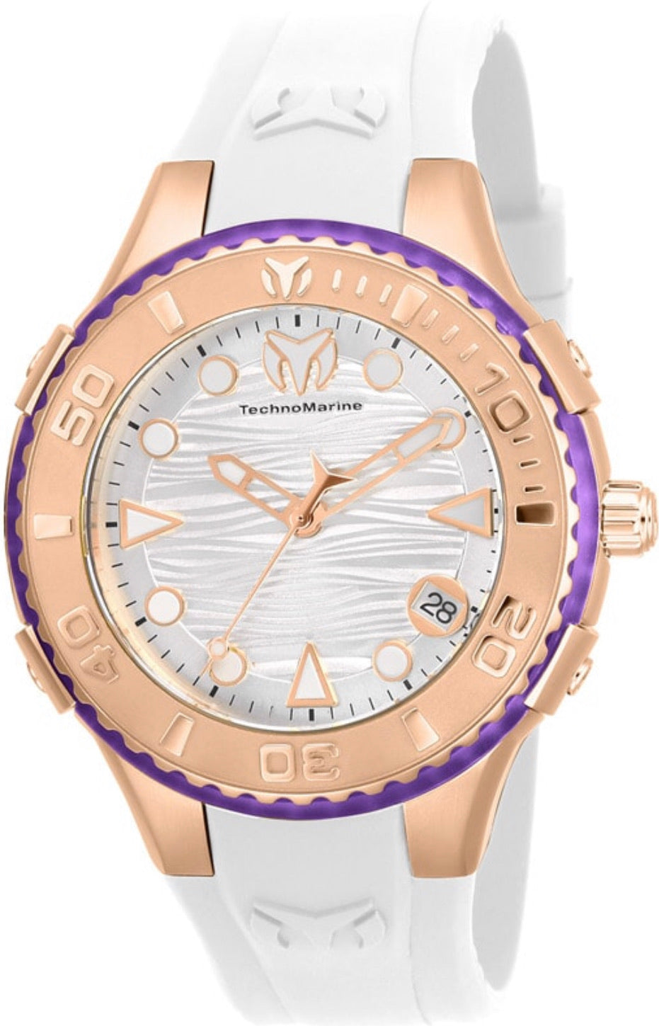 TECHNOMARINE CRUISE WOMENS QUARTZ 43MM - MODEL TM-118093 - Boutique Watches & More