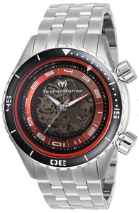 TECHNOMARINE MANTA MENS AUTOMATIC 47MM - MODEL TM-218010 - Boutique Watches & More