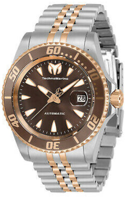 Technomarine Manta Mens Automatic 42mm – Model TM-219051 - Boutique Watches & More
