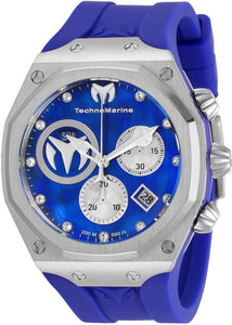 TECHNOMARINE REEF MENS NEW QUARTZ 45MM - MODEL TM-519013 - Boutique Watches & More