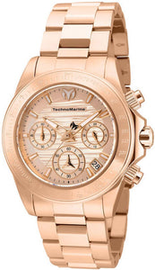 TECHNOMARINE LOCKER WOMENS QUARTZ 38MM - MODEL TM-219017 - Boutique Watches & More