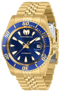 TECHNOMARINE MANTA MENS AUTOMATIC 42MM - MODEL TM-219053 - Boutique Watches & More