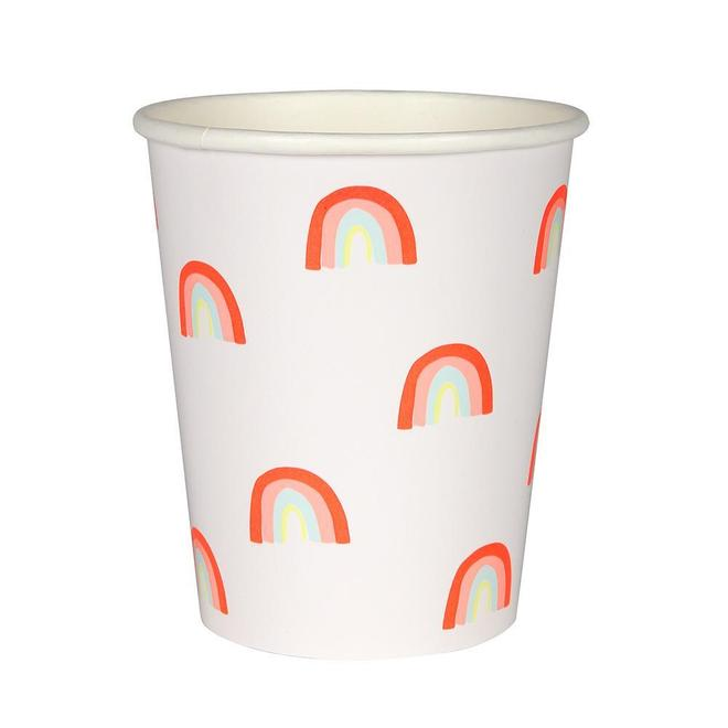 Rainbow Party Cups