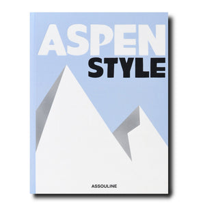 Aspen Coffee Table Book