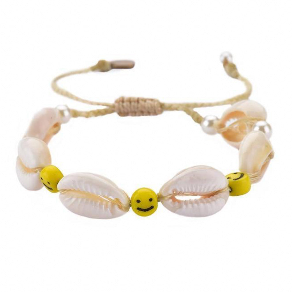 Happy Shell Bracelet