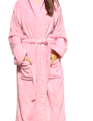 Fluent French Luxe Plush Robe