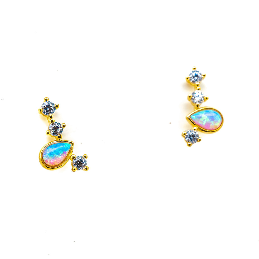 Tear Drop Opal Crawlers