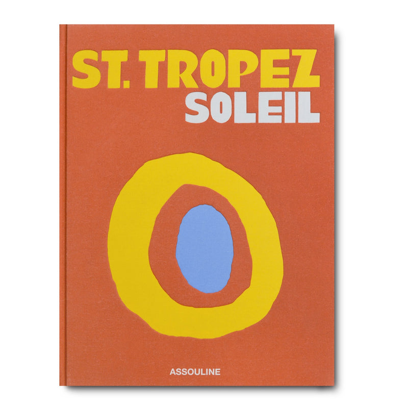 Coffee Table Book - St. Tropez
