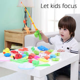 Fishing Toys Game - 17Pcs