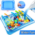 Kids Pool Fishing Toys Games 42 pcs