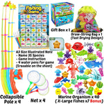 Fishing Game Toys Set for Kids - XX Large