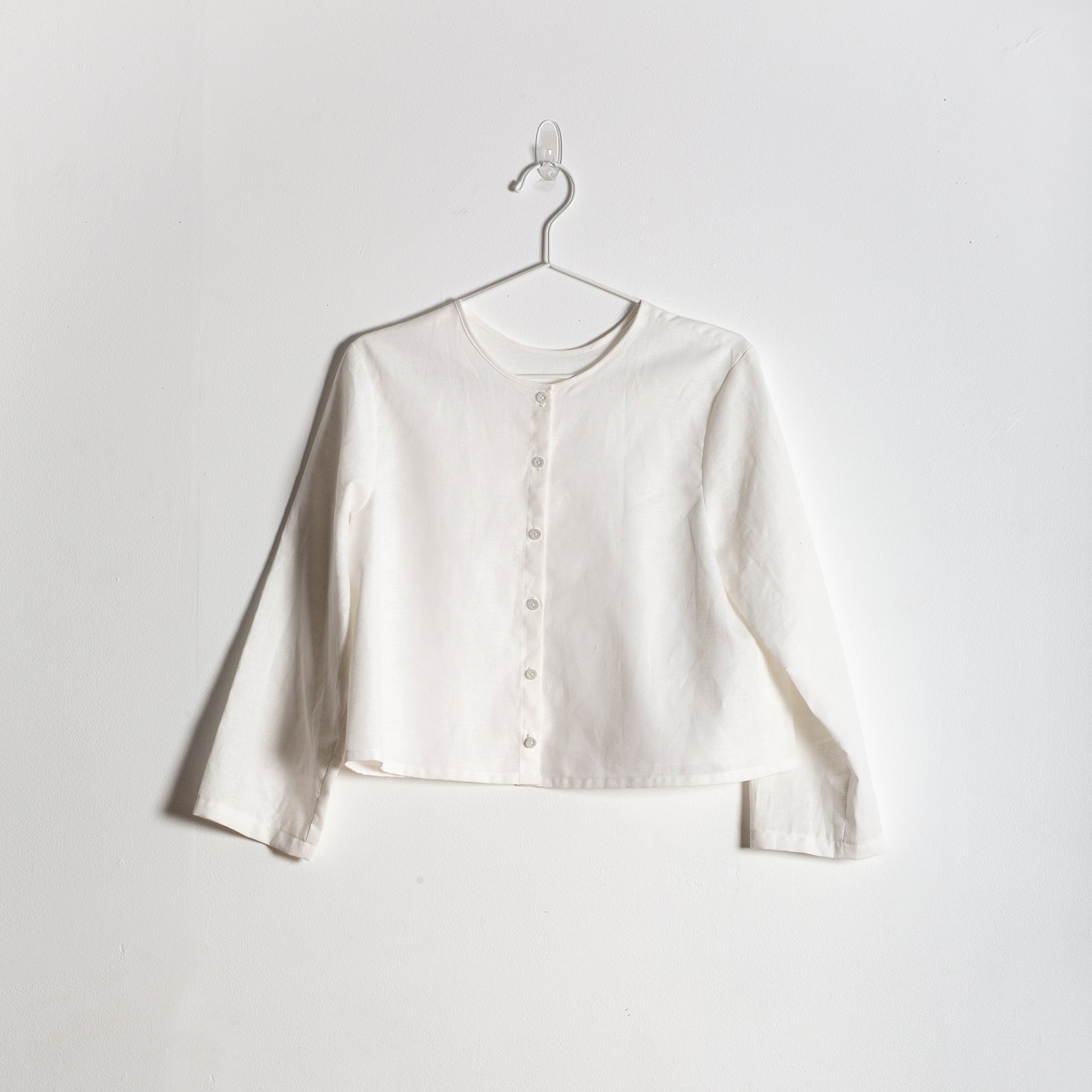florence . long sleeve blouse