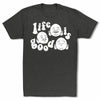 Bitty-Buda-Life-Is-Good-Men-T-Shirt-Black