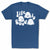 Bitty-Buda-Life-Is-Good-Men-T-Shirt-Blue