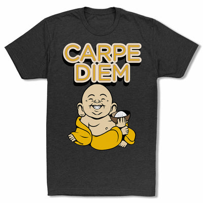 Bitty-Buda-Carpe-Diem-Men-T-Shirt-Black