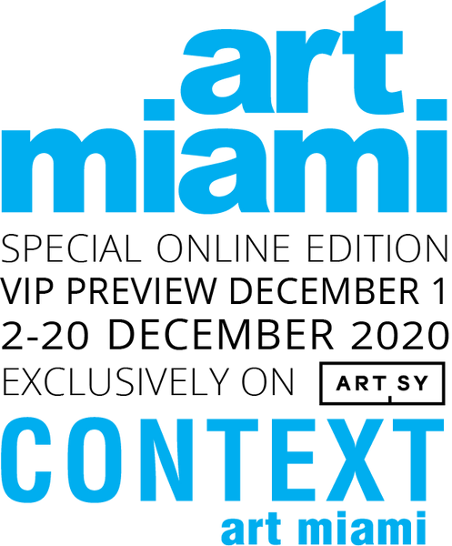 Context Art Miami returns with a Special online edition Dec 01-20, 2020