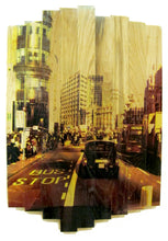 Load image into Gallery viewer, 'Liverpool St. Station' | MK Semos & Hugo G. Urrutia | Mixed Media