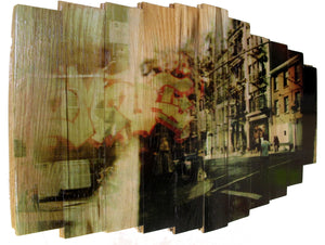'Wooster Street' | MK Semos & Hugo G. Urrutia | Mixed Media