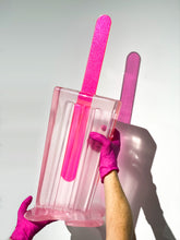 Load image into Gallery viewer, Crystal Clear Popsicle (Special Series - Custom Order Only) | Betsy Enzensberger | Sculpture