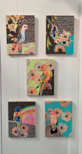 Load image into Gallery viewer, Living in the Rainbows 1  I Carley Cornelissen | Painting