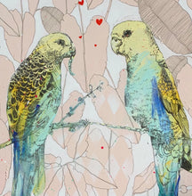Load image into Gallery viewer, The Look of Love I Carley Cornelissen | Mixed Media Assemblage