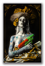 Load image into Gallery viewer, 'Blaster Queen' | Gabriel Moreno | Limited Edition Print