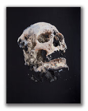 Load image into Gallery viewer, Wound in Black I | Juan Miguel Palacios | Painting