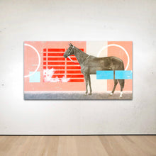 Load image into Gallery viewer, Horse | Kareem Rizk | Mixed Media