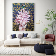 Load image into Gallery viewer, Floral Mind #62 | Minas Halaj | Painting