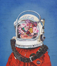 Load image into Gallery viewer, Astronaut Duo (Limited Edition) | Minas Halaj | Limited Edition